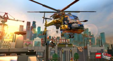 Immagine -15 del gioco The LEGO Movie Videogame per PlayStation 3