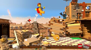 Immagine -12 del gioco The LEGO Movie Videogame per PlayStation 3