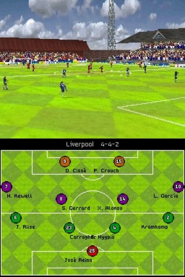 Immagine -10 del gioco FIFA 07 per Nintendo DS