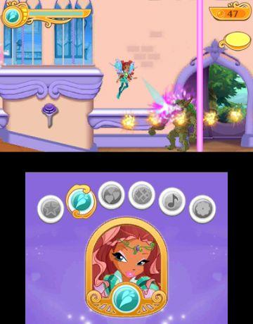 Immagine -5 del gioco Winx Club: Missione Alfea per Nintendo DS
