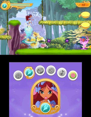 Immagine -4 del gioco Winx Club: Missione Alfea per Nintendo DS