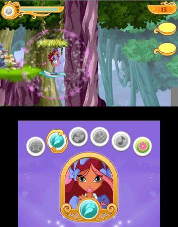 Immagine -2 del gioco Winx Club: Missione Alfea per Nintendo DS