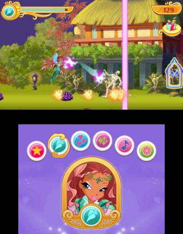 Immagine -1 del gioco Winx Club: Missione Alfea per Nintendo DS