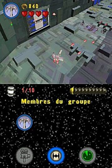 Immagine -1 del gioco LEGO Star Wars II: La Trilogia Classica per Nintendo DS