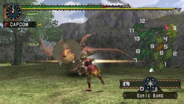Immagine 0 del gioco Monster Hunter Freedom 2 per PlayStation PSP