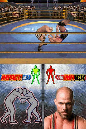 Immagine -8 del gioco TNA iMPACT!: Cross the Line per Nintendo DS