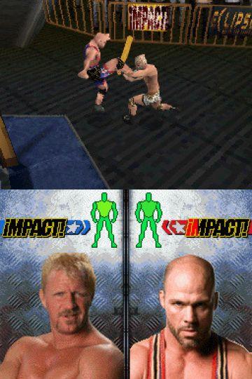 Immagine -7 del gioco TNA iMPACT!: Cross the Line per Nintendo DS