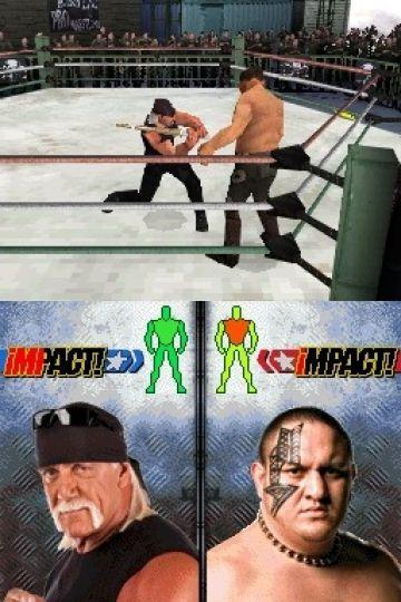 Immagine -3 del gioco TNA iMPACT!: Cross the Line per Nintendo DS
