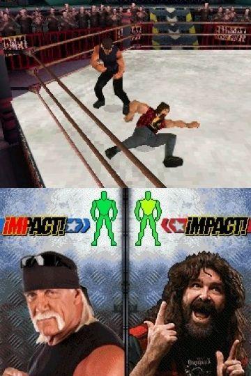 Immagine -2 del gioco TNA iMPACT!: Cross the Line per Nintendo DS