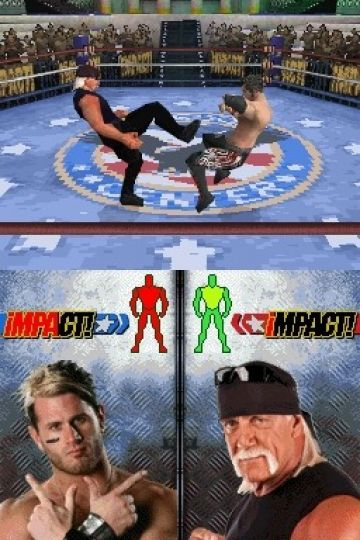 Immagine -1 del gioco TNA iMPACT!: Cross the Line per Nintendo DS