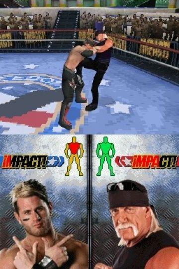 Immagine 0 del gioco TNA iMPACT!: Cross the Line per Nintendo DS
