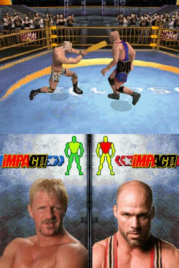 Immagine -11 del gioco TNA iMPACT!: Cross the Line per Nintendo DS