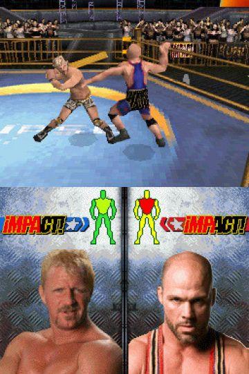 Immagine -10 del gioco TNA iMPACT!: Cross the Line per Nintendo DS