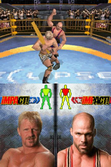 Immagine -9 del gioco TNA iMPACT!: Cross the Line per Nintendo DS