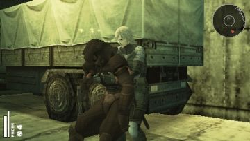 Immagine -4 del gioco Metal Gear Solid: Portable Ops Plus per PlayStation PSP