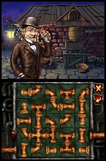 Immagine -5 del gioco Sherlock Holmes e il Segreto della Regina per Nintendo DS