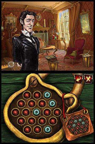 Immagine -4 del gioco Sherlock Holmes e il Segreto della Regina per Nintendo DS