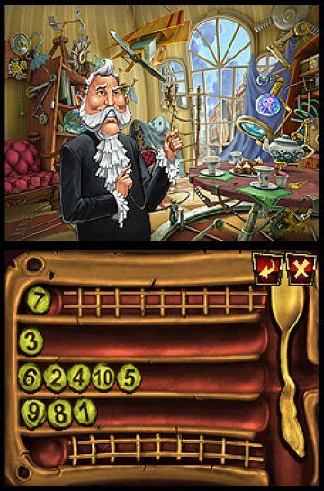 Immagine -2 del gioco Sherlock Holmes e il Segreto della Regina per Nintendo DS
