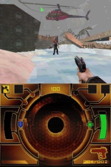 Immagine -3 del gioco GoldenEye: Rogue Agent per Nintendo DS