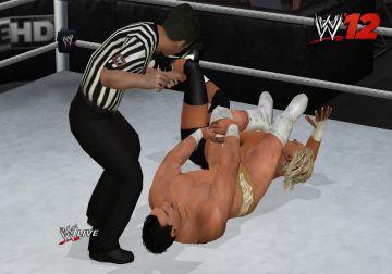 Immagine -5 del gioco WWE 12 per Nintendo Wii