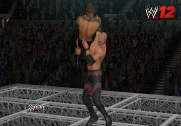 Immagine -2 del gioco WWE 12 per Nintendo Wii