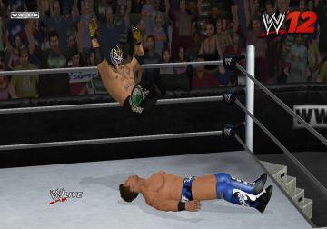 Immagine -1 del gioco WWE 12 per Nintendo Wii