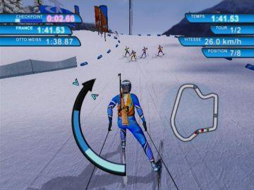 Immagine -2 del gioco Winter Sports 2009: The Next Challenge per PlayStation 2
