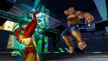 Immagine -5 del gioco Marvel Nemesis: L'Ascesa degli Esseri Imperfetti per PlayStation PSP
