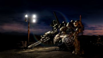 Immagine -5 del gioco Armored Core V per Xbox 360