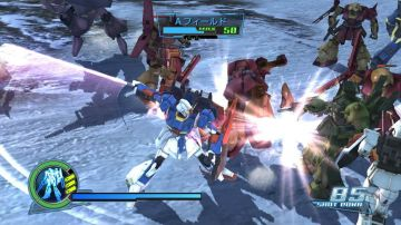 Immagine -3 del gioco Dynasty Warriors: Gundam per PlayStation 3