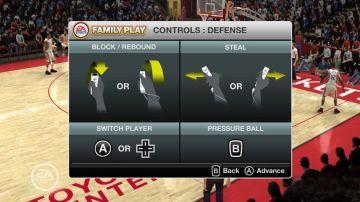 Immagine -11 del gioco NBA Live 08 per Nintendo Wii