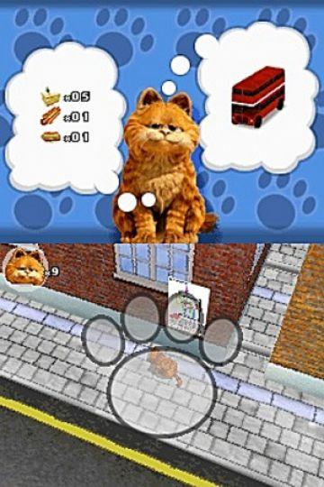 Immagine -8 del gioco Garfield 2 per Nintendo DS