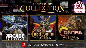 Immagine -4 del gioco Castlevania Anniversary Collection per PlayStation 4