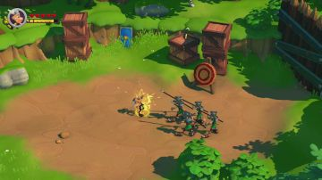 Immagine -1 del gioco Asterix & Obelix XXL3: The Crystal Menhir per Nintendo Switch