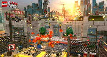 Immagine -5 del gioco The LEGO Movie Videogame per Xbox 360