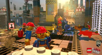 Immagine -4 del gioco The LEGO Movie Videogame per Xbox 360