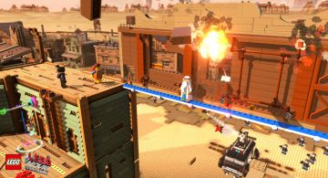 Immagine -3 del gioco The LEGO Movie Videogame per Xbox 360