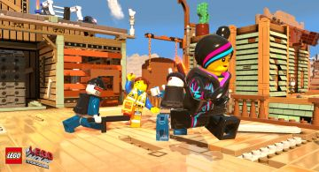 Immagine -2 del gioco The LEGO Movie Videogame per Xbox 360