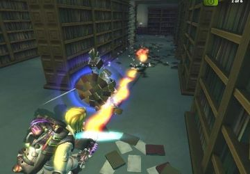 Immagine -4 del gioco Ghostbusters: The Video Game per Nintendo Wii