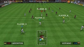 Immagine -5 del gioco Pro Evolution Soccer 2011 per Playstation PSP