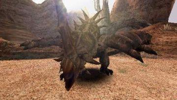 Immagine -1 del gioco Monster Hunter Freedom per PlayStation PSP