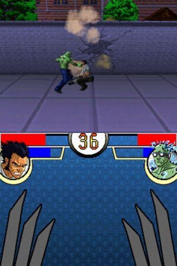 Immagine -12 del gioco Marvel Nemesis: L'Ascesa degli Esseri Imperfetti per Nintendo DS
