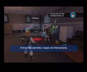 Immagine -3 del gioco Ghostbusters: The Video Game per Playstation 2
