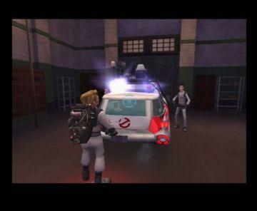 Immagine -11 del gioco Ghostbusters: The Video Game per PlayStation 2