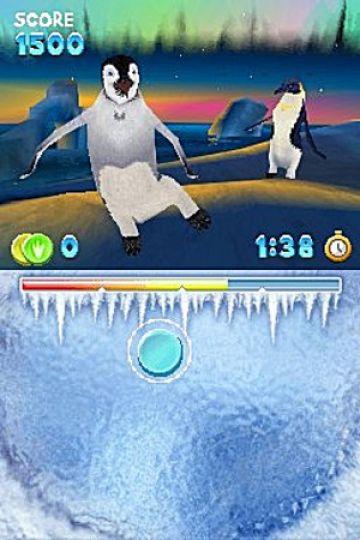 Immagine -14 del gioco Happy Feet per Nintendo DS