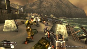 Immagine -4 del gioco Medal of Honor Heroes 2 per Playstation PSP