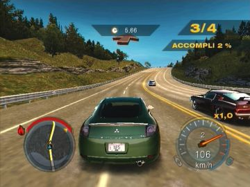 Immagine -4 del gioco Need For Speed Undercover per PlayStation 2