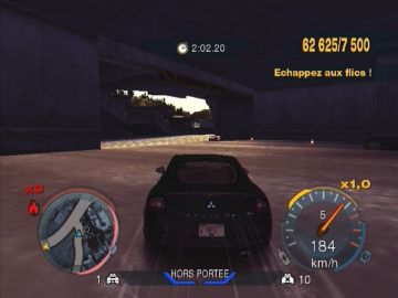 Immagine -1 del gioco Need For Speed Undercover per PlayStation 2