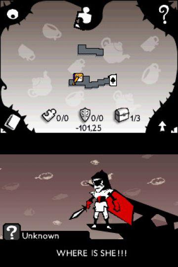 Immagine -10 del gioco Alice In Wonderland per Nintendo DS