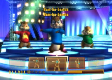 Immagine -5 del gioco Alvin & The Chipmunks per Nintendo Wii